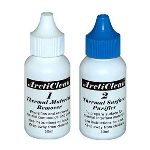 Arctic Clean 1&2 60ml. Liquido limpiador