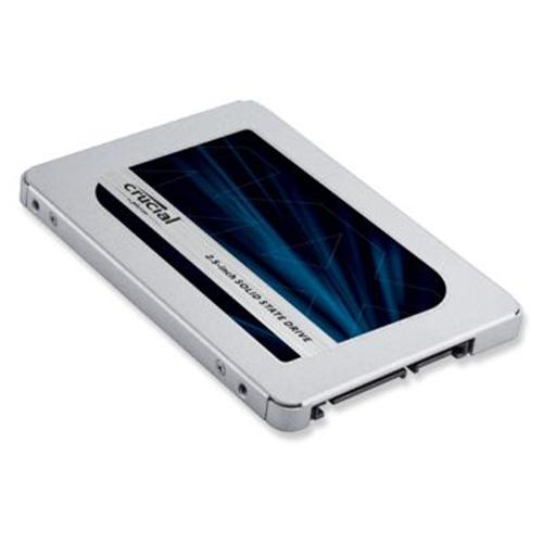 Crucial MX500 - unidad en estado sólido - 250 GB - SATA 6Gb/s